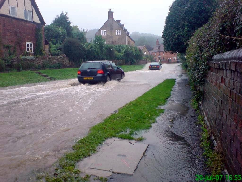 Ashton Floods 2007