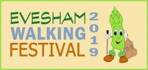 Evesham Walking Festival @ Overbury