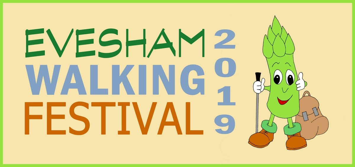 Evesham Walking Festival 2019- local walks