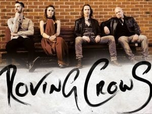 Live & Local- The Roving Crows @ Ashton under Hill Village Hall
